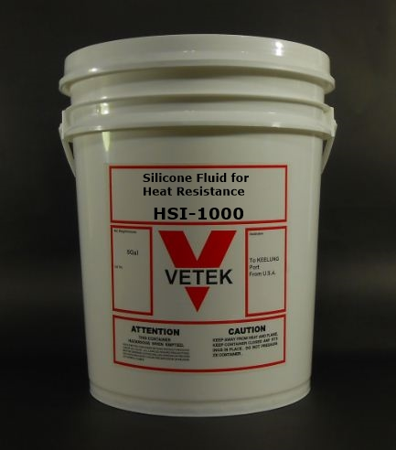 Silicone Fluid for Heat Resistance HSI-1000