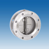 Dual Plate Flange Type Check Valve