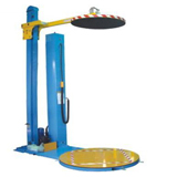 Pallet Stretch Wrapping Machine with Top Pressure Plate  by PLC control