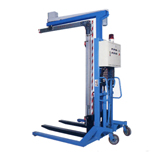 Movable Auto Stretch Wrapping Machine