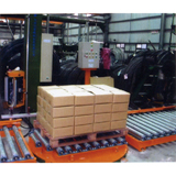Auto Turntable Type Wrapping Machine (Super-low Profile)