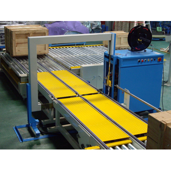 Self-propelled Pallet Stapping Machine
