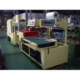 Automatic Seal, line and Shrink Machine