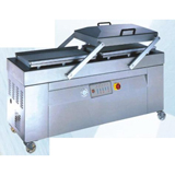 Stainless Steel Vacuum Packing Machine(Two basin type)