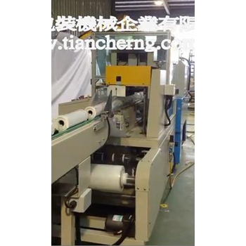 Filter Bagging Sealing and Labeling Packing Machine