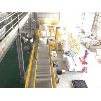 Automatic Non-woven Wrapping Packing System