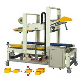 Fully Auto Top Flap Folding Carton Sealer