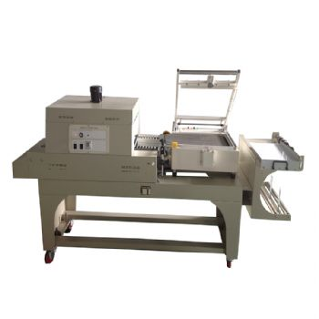 Auto Sealing and Shrink Packing Machine(2 in 1)