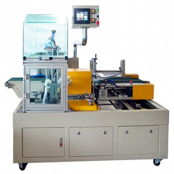Full Auto L Type Sealing and Shrinking Machine