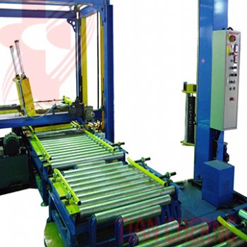 Auto Top Pressure Wrapping System