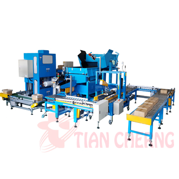 Auto Feeding Packing System