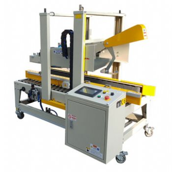 Top Flap Folding Carton Sealer