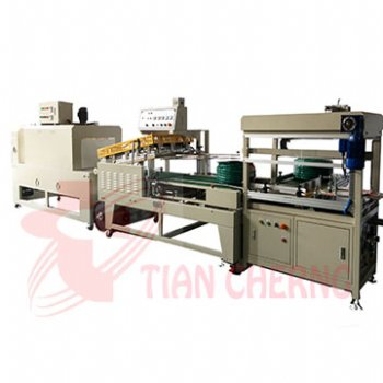 Hose Automatic Shrink Packaging Machine