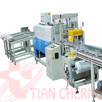 Long Piece / Tube Bagging with Collect Packing Machine
