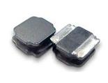 Low DCR semi shielded inductors