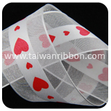 P4018-5,Valentine's day Ribbon