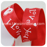 PW1101-7,Valentine's day Ribbon