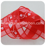 PW4059-8,Valentine's day Ribbon