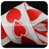 W4068-15,Valentine's day Ribbon