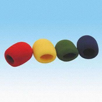 Microphone Sponges Available in Assorted Colors, Microphone Windshield