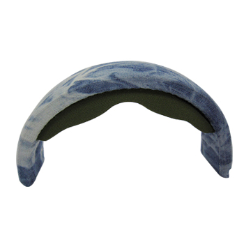 Changeable headphone headband