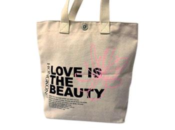 Customized High Quality Custom Canvas Tote Bag