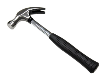 16 Oz Smooth Face Claw Hammer