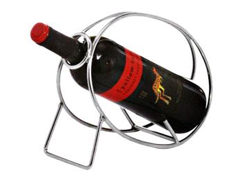 Countertop Single Wine Bottle Holder