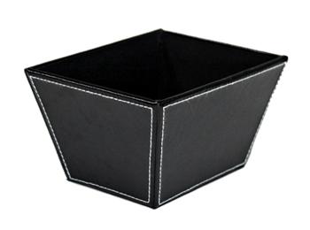 Handmade Leather Display Cosmetic Storage Box