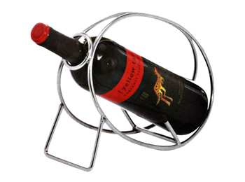 Countertop Single Wine Bottle Rack