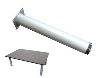 33 cm Short Metal Table Round Legs