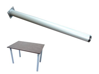 65 cm Round Metal Coffee Table Legs
