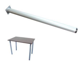 75 cm Single Steel Dining Table Legs