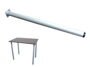 85 cm Tall Metal Dining Table Legs