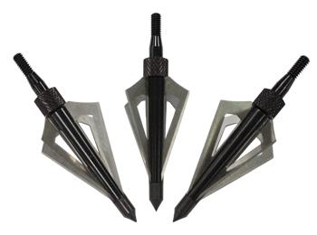 Four Blade Crossbow Hunting Broadheads