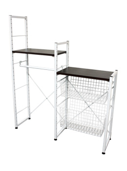Adjustable Bedroom Storage Shelving Units