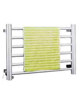 Wall Electric Heated Towel Rack