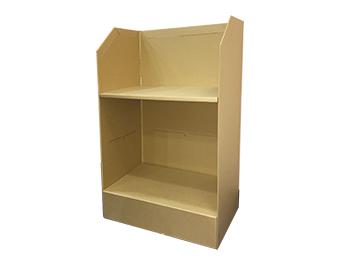 Free Standing Cardboard Display