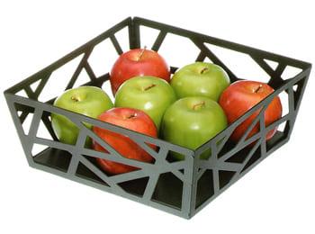 Metal Nest Serving Fruit Basket Bowl