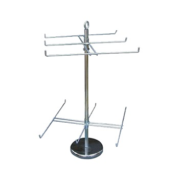 2 Tier Hanging Counter Spinner Rack