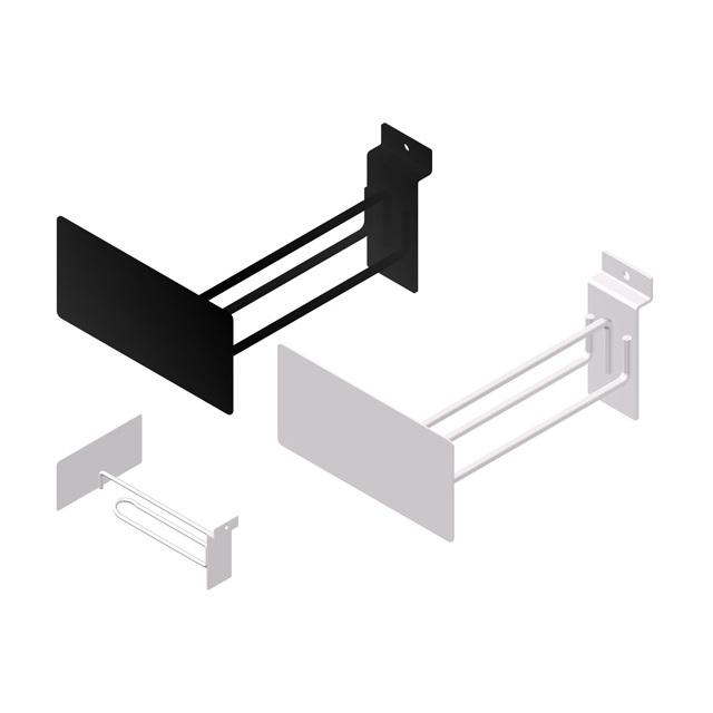 Heavy Duty Slatwall Scanner Hooks