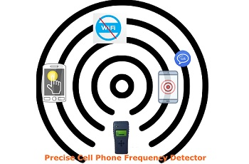 Precise Cell Phone Frequency Detector