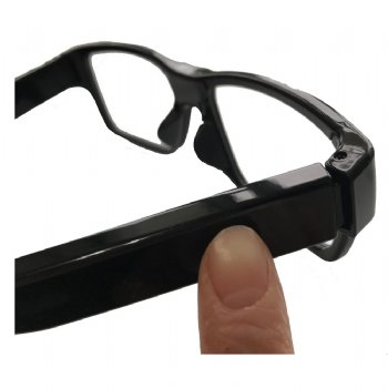 Full HD Spy Glasses Hidden Camera (Touch Panel)with Exchangeable Battery Temple