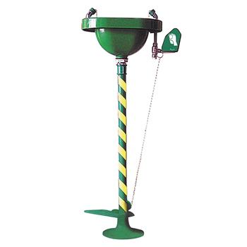 Pedestal Mounted Eye Wash