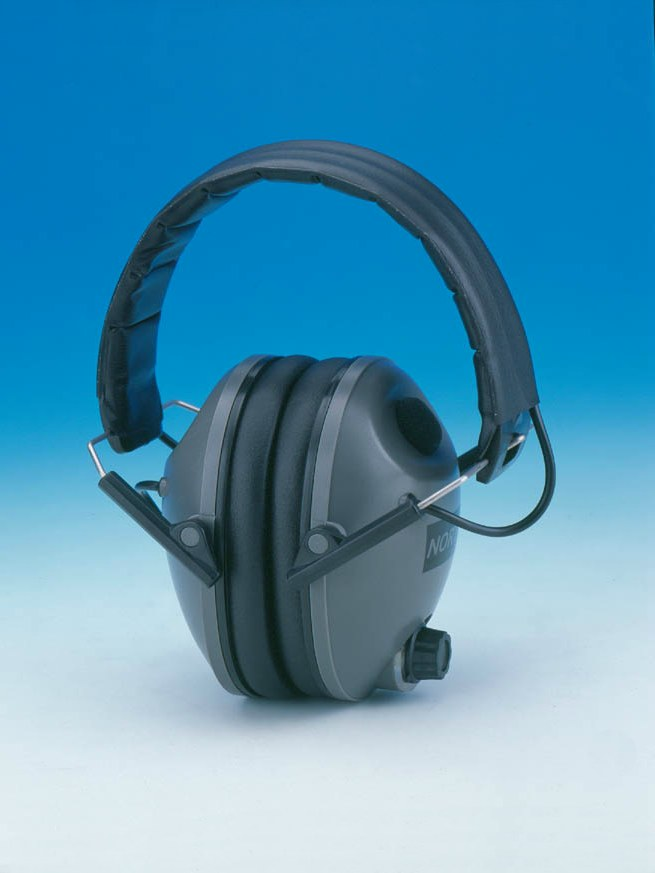 ELECTRONIC AMPLIFIER EAR MUFF