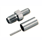 SMA FEMALE CRIMP TYPE