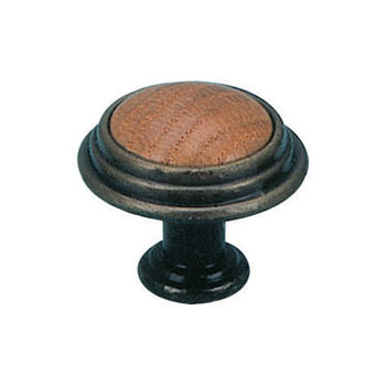 HANDLES AND KNOBS INSERT WOOD
