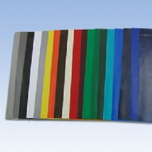 PVC sheets (for stationery)