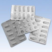 PVC Rigid Sheet (pharmacy grade)
