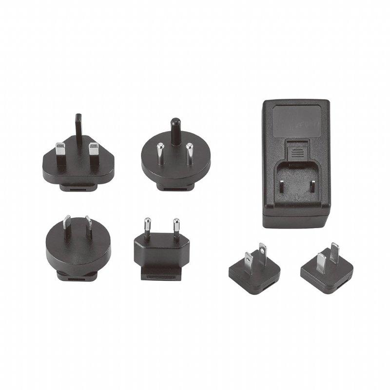 AC/DC Interchangeable Adapter